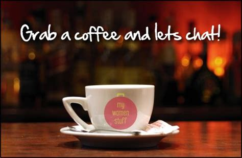 MWS Cafe Open Day - Come Chat with Me! | My Women Stuff