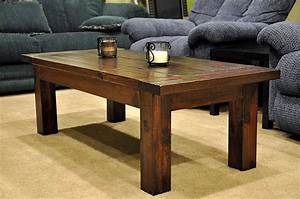 4 must try coffee table woodworking plans for beginners With easy to build coffee table