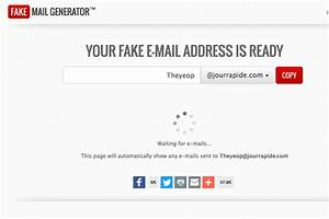 The 6 Best Site... Fake Email Generator