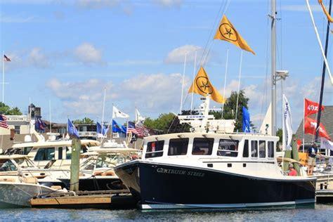 Fv Tuna Boat by 44 Calvin Beal Build The New F V Tuna