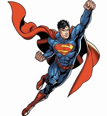 Superhero Superman Transparent Hero Clipart Clip Flying