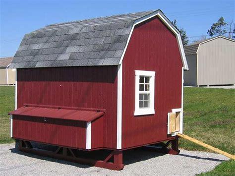 Barn Chicken Coop by Gambrel Barn Chicken Coop Plans Details Tutor
