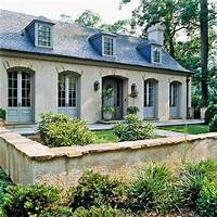 french country style homes Before and After: Home Exteriors | Stucco walls, Twists ...