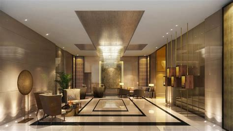 Dubai DIFC | Hotel room plan, Hotels design, Hotel lobby