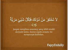 Katakata Mutiara dalam Bahasa Arab Mahfudzat fajrydzhilly