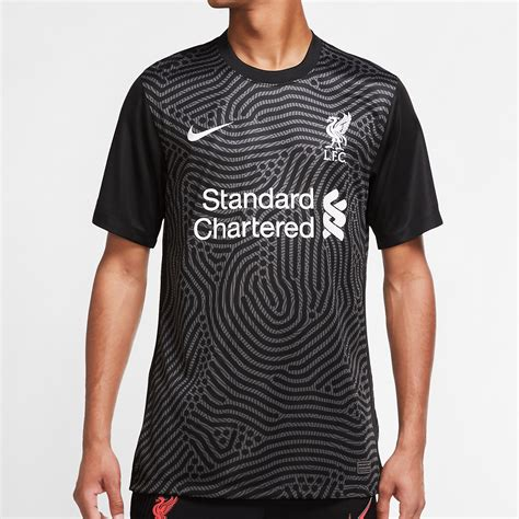 Liverpool FC 2020-21 GK Home Kit