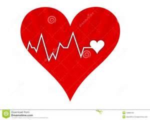 Heart with Lifeline