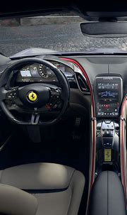 Wallpaper Ferrari Roma F169, 2020 cars, luxury cars, 4K ...