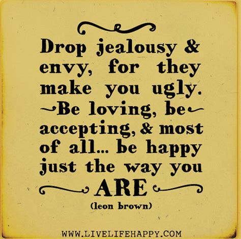 Envy Quotes Dont Be Envious Quotes Quotesgram