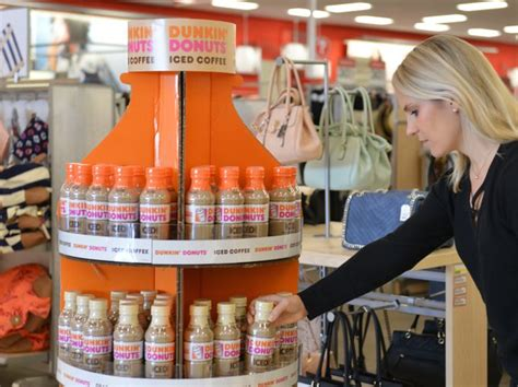 Dunkin' Donuts Now Has Bottled Iced Coffee In Stores
