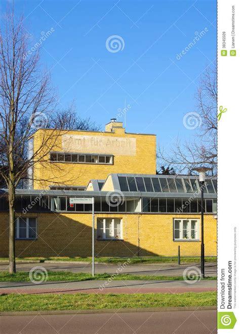 ufficio di collocamento storico di dessau immagine stock - Ufficio Di Collocamento Città Di