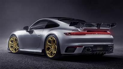 Porsche 911 Carrera 992 Techart 4s Wallpapers