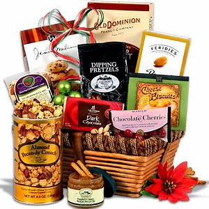 Christmas Gift Basket Ideas for Couples with Lake