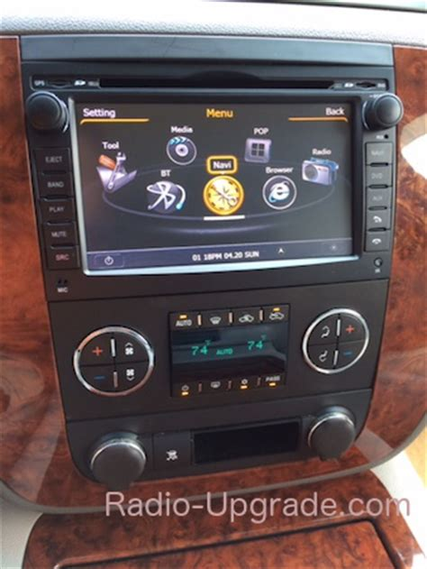 chevrolet truck  car gps navigation car stereo