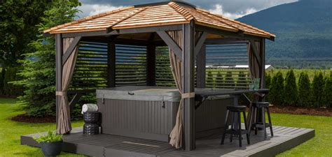 In that case, here are the things that you must look for in the best hot tub gazebo. Are You Considering Buying a Hot Tub Enclosure? Part 1