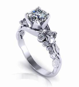 Unique engagement rings jewelry designs for Wedding ring unique