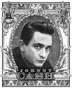 Johnny Cash Poster : johnny cash poster by cantlebary ~ Buech-reservation.com Haus und Dekorationen