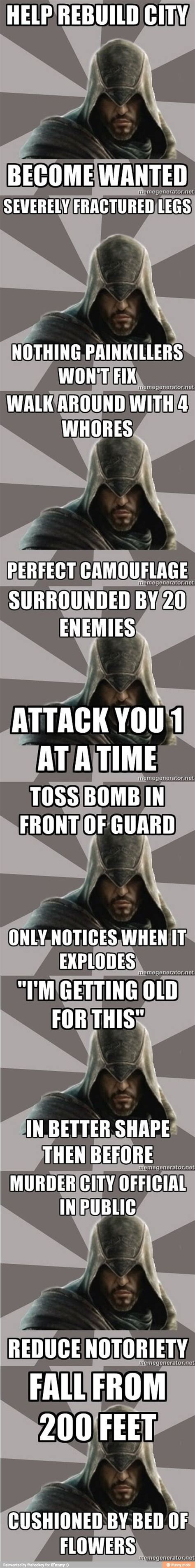 Ezio Memes - ezio memes assassin s creed pinterest memes assassins creed and assassin