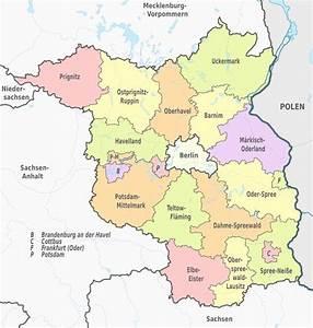 Berlin Plz Karte : postleitzahlen brandenburg karte kleve landkarte ~ One.caynefoto.club Haus und Dekorationen