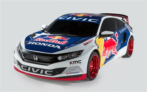 honda civic coupe rallycross wallpapers  hd