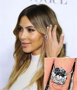 top 10 celebrity engagement rings With kim kardashian wedding ring kanye