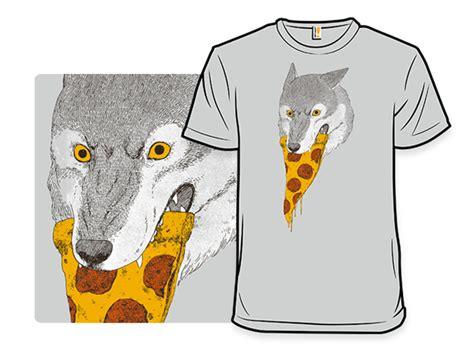 T Shirt 1d Baam Best Quality pizza wolf