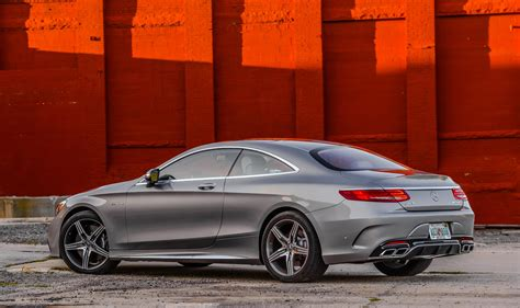 2015 S63 Amg Coupe by Meet The New 2015 Mercedes S63 Amg 4matic Coupe