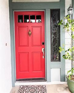Don U0026 39 T Cover Your Beautiful Door With A Bulky  Traditional