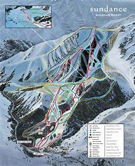 Best 25 ideas about ski resort map find what youll love sundance ski resort trail map publicscrutiny Gallery