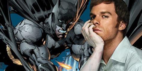 Michael Hall Wants Play Batman Live Action Movie