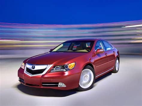 2019 Acura RL : 2008, 2009, 2010, 2011, 2012