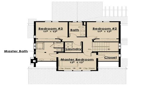 single story open floor plans bungalow floor plans  garage house plans  garages