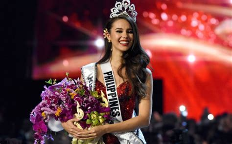 philippines catriona gray wins universe pageant
