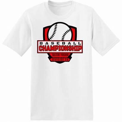 Shirt Designs Shirts Baseball Championship Hanes Cotton