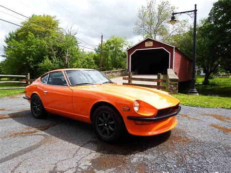 Datsun Cars For Sale by 1972 Datsun 240z For Sale Classiccars Cc 986755