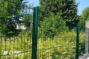 Cloture Pour Jardin : cloture grillage free techniques with cloture grillage ~ Edinachiropracticcenter.com Idées de Décoration