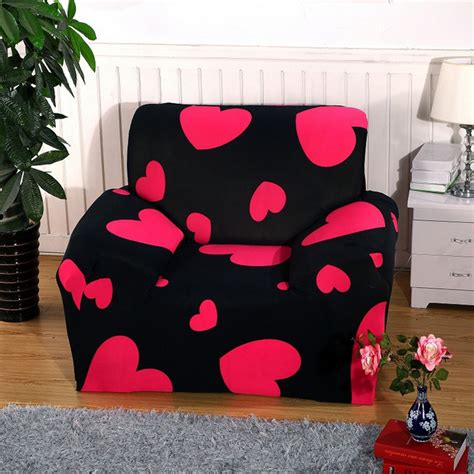 housse chaise extensible flower sofa cover slipcover elastic sofa converts cover