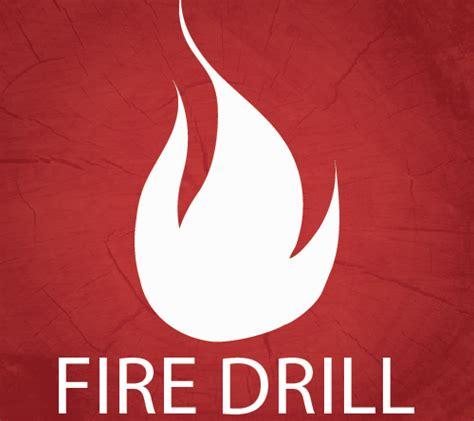 fire drill held today father gabriel richard high school