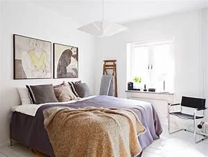 Décoration Chambre Scandinave : chambre scandinave r ussie en 38 id es de d coration chic ~ Melissatoandfro.com Idées de Décoration