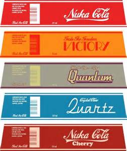 my homemade nuka cola collection imgur printables