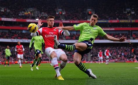 2015 FA Cup Semi-final Review: Arsenal face Aston Villa in ...
