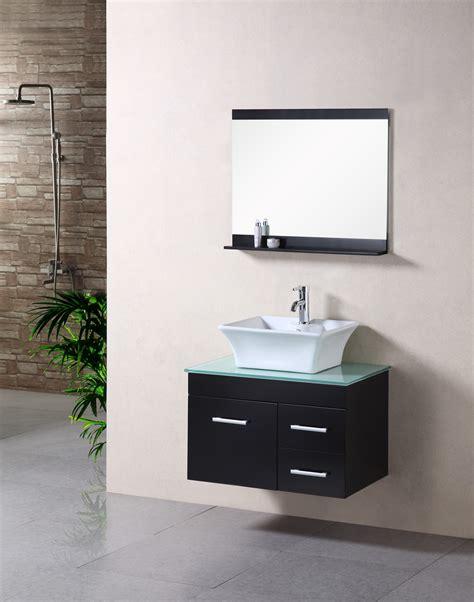 Floating Vanity Sink by Vessel Sink Vanity With Single Sink For Tiny Bathroom