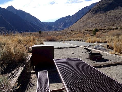 convict lake campground recreation resource management