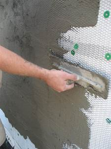 How to Apply Stone Veneer Siding how-tos DIY