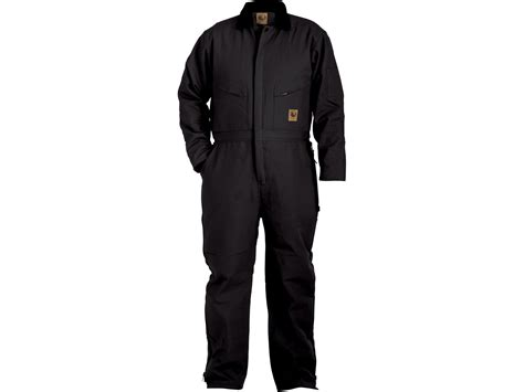 Berne Apparel Deluxe Insulated Mens Coveralls