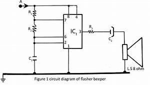Outstanding Simple Sound Alarm Generator Using Cd4011 Lednings Viddyup Com Wiring Digital Resources Bemuashebarightsorg