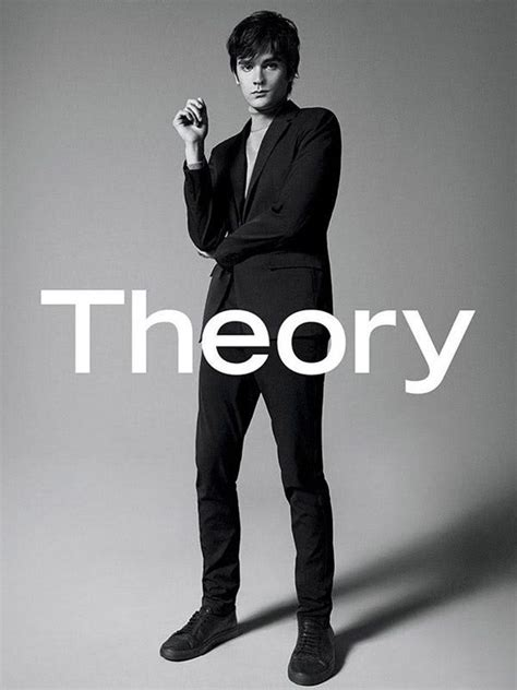theory fall winter 2016 17 caign starring alain fabien