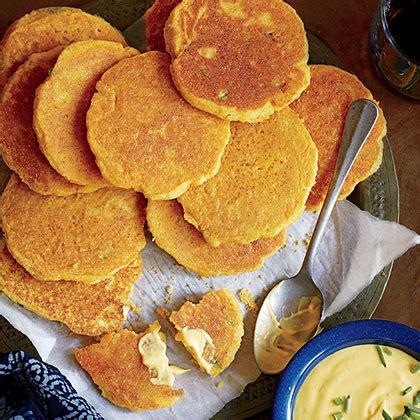 griddle corn cakes recipe myrecipes