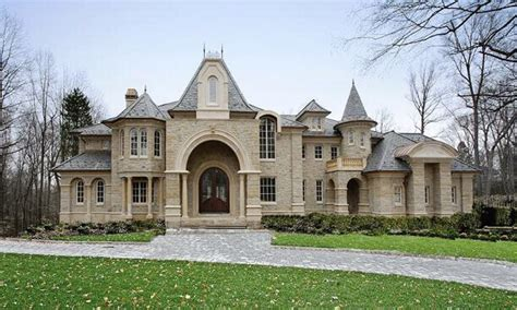 Chateau Style Homes by Chateau Architecture Chateau Style Home