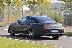 Mercedes Cls 2018 : spyshots production ready 2018 mercedes benz cls amg line ~ Melissatoandfro.com Idées de Décoration